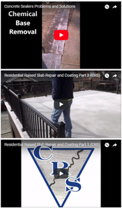 Watch Concrete Repair Specialists in Action